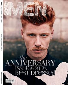 Men Singapore September 2012 issue Cover