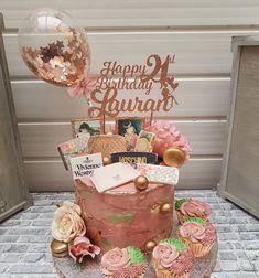 """Me encanta vecinos-Round 8/"""" 20cm Glaseado Cake Topper Decoración-Cumpleaños Evento"""