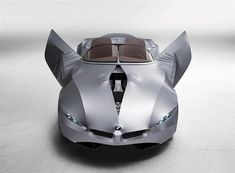 2008 BMW GINA Light Visionary Concept Image