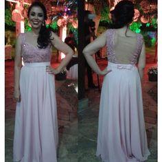 Minha amiga linda.. @leticiavalongo obrigada pela confiança... #bridal #altacostura #rosa #vestidos #casamento #marriage #hautecouture #luciastartare