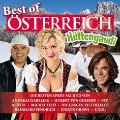 """""""Best of Österreich Hüttengaudi"""" mit Bambie & die Madl Wadln Mallorca Charts Nr. 1 Hit """"Hallo Herr Wurzer"""" Hubert Von Goisern, Dj, Movie Posters, Movies, Majorca, Guys, Films, Film, Movie"""