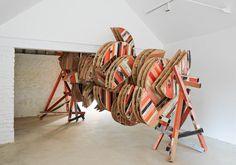 Phyllida Barlow, Untitled:Grinder on ArtStack #phyllida-barlow #art