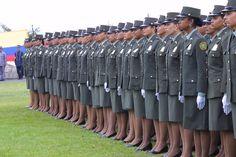 https://flic.kr/p/9pfoGw | La mujer en la Policía Nacional