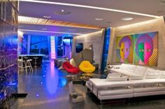Futuristic House With Abstract Shape In Mexico   DigsDigs