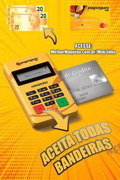 6e82fd369 Minizinha do PagSeguro por 40 reais, Promoção por tempo Limitado! Aproveite  antes do aumento
