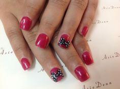 #gelnails#gelset#3dnails#handmake3d#nailsbydena#asiesalonsandiego#nailsart