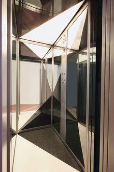 Elevator design considers light on installation