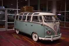 museum quality vwbus ☮ re-pinned by http://www.wfpblogs.com