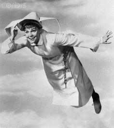 """The Flying Nun"" TV show"