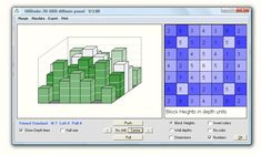 Use this free software to assist you in building your QRD diffuser