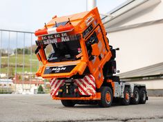 MAN TGX 41.680 8x6 | by Engineering with ABS