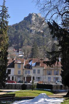 Salins-les-Bains ~ Jura ~ Franche-Comté ~ France ~ Les Cordeliers