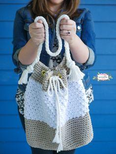 The Mykonos Crochet Bag
