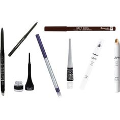 You can never just have one eyeliner. From the variety in texture, hue and applicators, eyeliners are the type of product Beauty Spa, True Beauty, Beauty Makeup, Hair Beauty, Beauty Stuff, Best Drugstore Eyeliner, Bright Lipstick, Types Of Makeup, Make Up Your Mind
