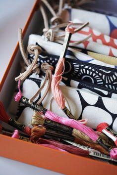 Makeup purses from Gyllstad.com