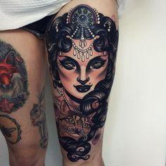 Amazing tattoo  Emily Rose Murray