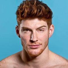 Reasons Ginger Guys Are Gods Amongst Men; Why everybody is recognizing the attractiveness of those I am attracted Reasons Ginger Guys Are Gods Amongst Men; Why everybody is recognizing the attractiveness of those I am attracted to. Ginger Day, Hot Ginger Men, Ginger Beard, Red Beard, Red Hair Men, Guys With Red Hair, Red Head Guys, White Eyes, Face Men