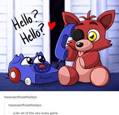 OH MY GLOB IT'S SO SCARY! JK, it's so CUTE! ^^^ Gosh darnit fandom....<<<