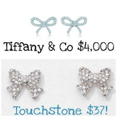 Get The Look And Sparkle For Less Tiffany S Vs Touchstone Crystal Our