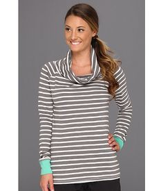 Horny Toad Stripe Out Boat Twist Tee