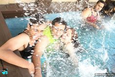 Pool party in the Deck.. Hotel Connaught.. http://www.hotelconnaught.com/swimming-pool.html