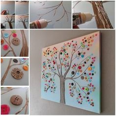 Button Artwork Amazing Ideas That You Will Love | The WHOot