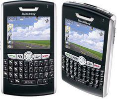 BlackBerry - 8820 Mobile Phone (AT) - Black