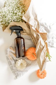 DIY Non-Toxic Cleane
