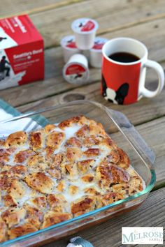 Are you looking for the ultimate brunch or breakfast recipe? This Cinnamon French Toast Bake is easy and absolutely delicious.