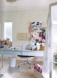 vintage style shabby chic office design. Vintage Style Shabby Chic Office Design.  Inspirational Photos Design