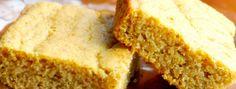 Pumpkin Cornbread Recipe #glutenfree