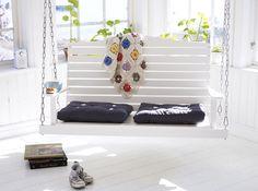 Bygg en hängsoffa | Clas Ohlson