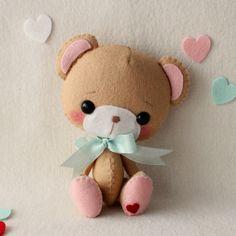 Gingermelon Dolls: Li'l Sweetheart Bear Winners