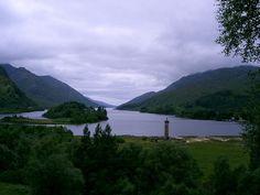 Loch Shiel - Glenfinnan bay (Scotland) - Harry Potter e il prigioniero di Azkaban (film) - Wikipedia