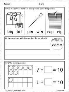 drops in the bucket pdf