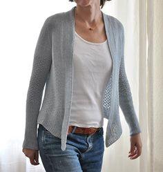 Lovely lightweight knitting patterns for Spring