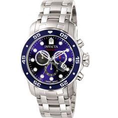 9ea3409c611 Invicta Men s Watch Pro Diver 0070 Relogio Classico