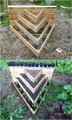 Graceful ideas with recycled wooden pallets - wooden DIY ideas - Graceful ideas., Graceful ideas with recycled wooden pallets - wooden DIY ideas - Graceful ideas with recycled wooden pallets, # graceful # wooden pallets Wooden Pallets, Wooden Diy, Pallet Wood, Outdoor Pallet, Wood Pallet Planters, Outdoor Stove, Pallet Benches, Pallet Tables, 1001 Pallets