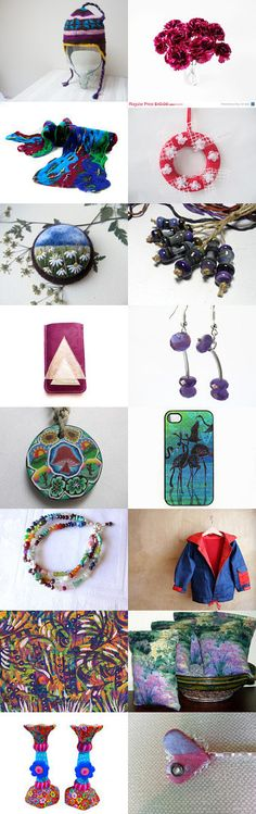 Life is beautiful... by Ingrida on Etsy--Pinned with TreasuryPin.com