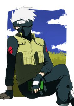 Kakashi *sighs dreamily and starts drooling a lot*