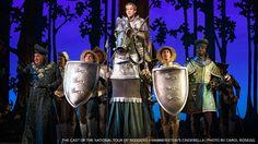 Rodgers + Hammerstein's Cinderella | Official Broadway Site | Photos