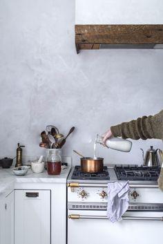 Walnut Milk Adaptagen Elixr   Photo and Styling by Beth Kirby