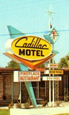 Cadillac Motel- Florence, SC
