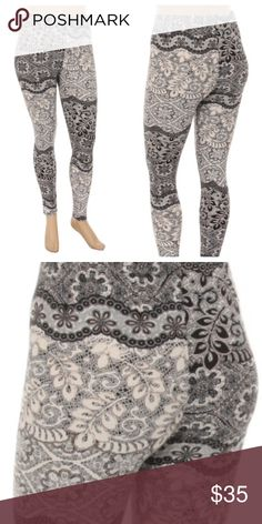 Tall and curvy leggings beautiful soft New TC Staple to any wardrobe. One size 12-20. I get asked often what makes my Busy Bee leggings different than LulaRoe. Well, the truth is NOT MUCH! They feel exactly the same, soft and buttery. The material is the exact same 92% Polyester & 8% Spandex. The only small difference I have found is the elastic & extra material on the waist band. Lularoe has a very small elastic waistband with a 2 inch separated waist seam of material. Mine have a 1/2 inch…