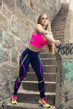 35 Best Sport Outfit Fitness Women's Gym & Workout Clothes Fitness Gym, Sport Fitness, Fitness Women, Black Fitness, Fitness Style, Fitness Apparel, Womens Workout Outfits, Sport Outfits, Sport Fashion