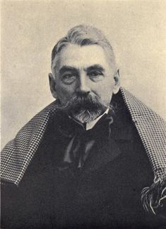 Stéphane Mallarmé - a French poet and critic. He was a major French symbolist poet, and his work anticipated and inspired several revolutionary artistic schools of the early 20th century, such as Cubism, Futurism, Dadaism, and Surrealism.