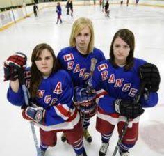Hockey girls rock.