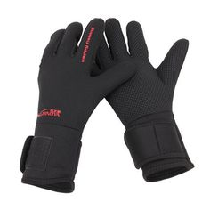 Cheap glove, Buy Quality gloves suede directly from China gloves gym Suppliers: 		  	Tsurinoya Thickened  Waterproof Anti-Skid  Fishing Gloves L/XL Size Black Color	  	Features:	.