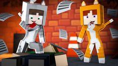 Minecraft MURDER: O RETORNO DAS GATINHAS MALVADAS!! (c/Miss)