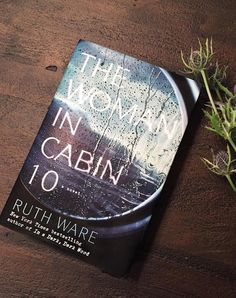 Reese Witherspoon Book Club Woman in Cabin 10